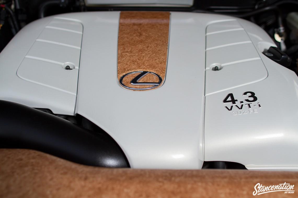 VIP CAR Lexus LS430-15