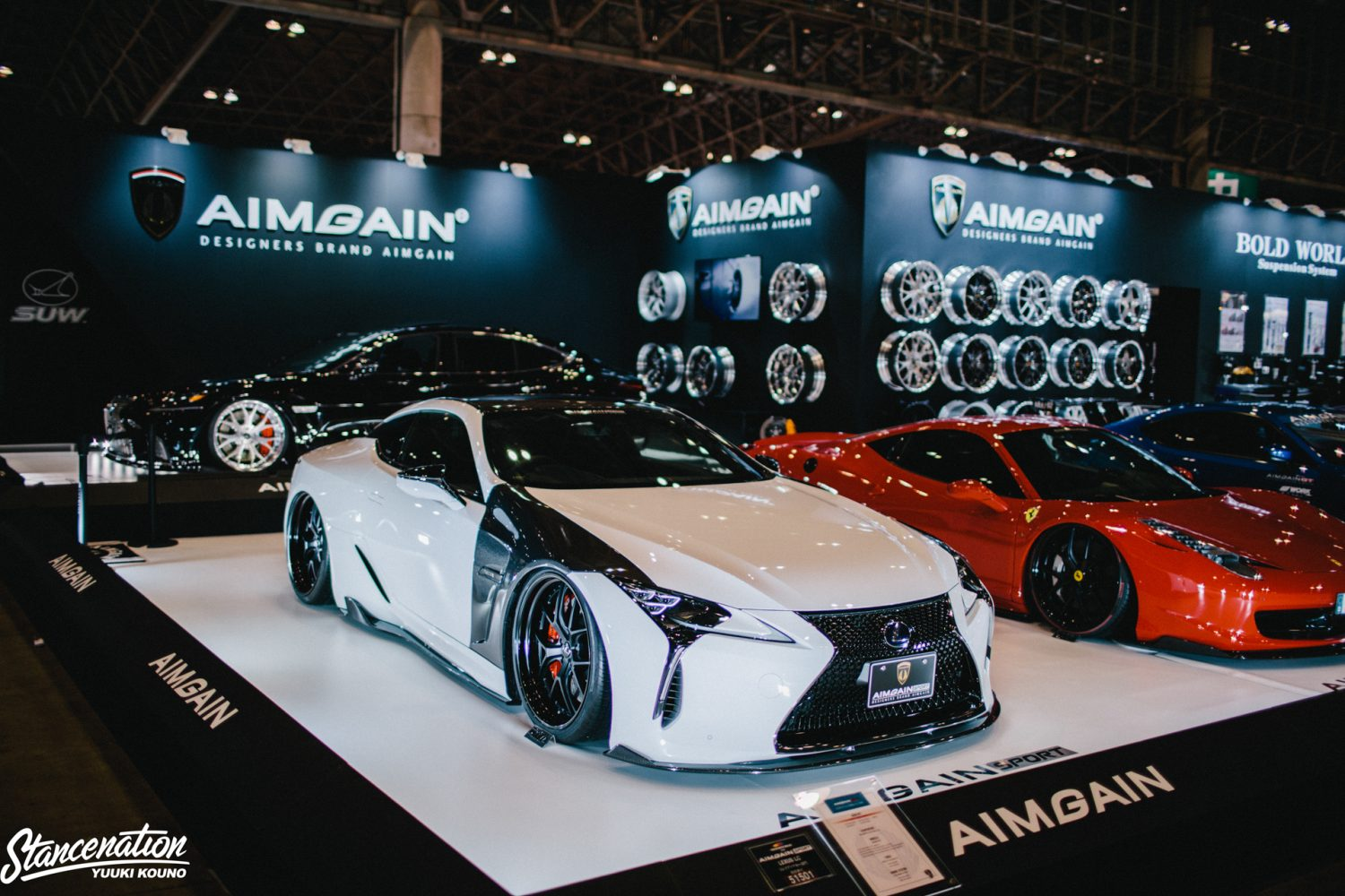 Tokyo Auto Salon 2018 Photo Coverage StanceNation