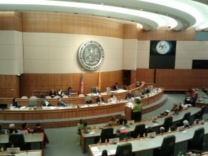 Testimony at the NM House Education Committee public comment hearing. Jan. 25, 2014