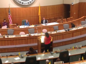 Testimony at the NM House Education Committee public comment hearing Feb. 1, 2014.