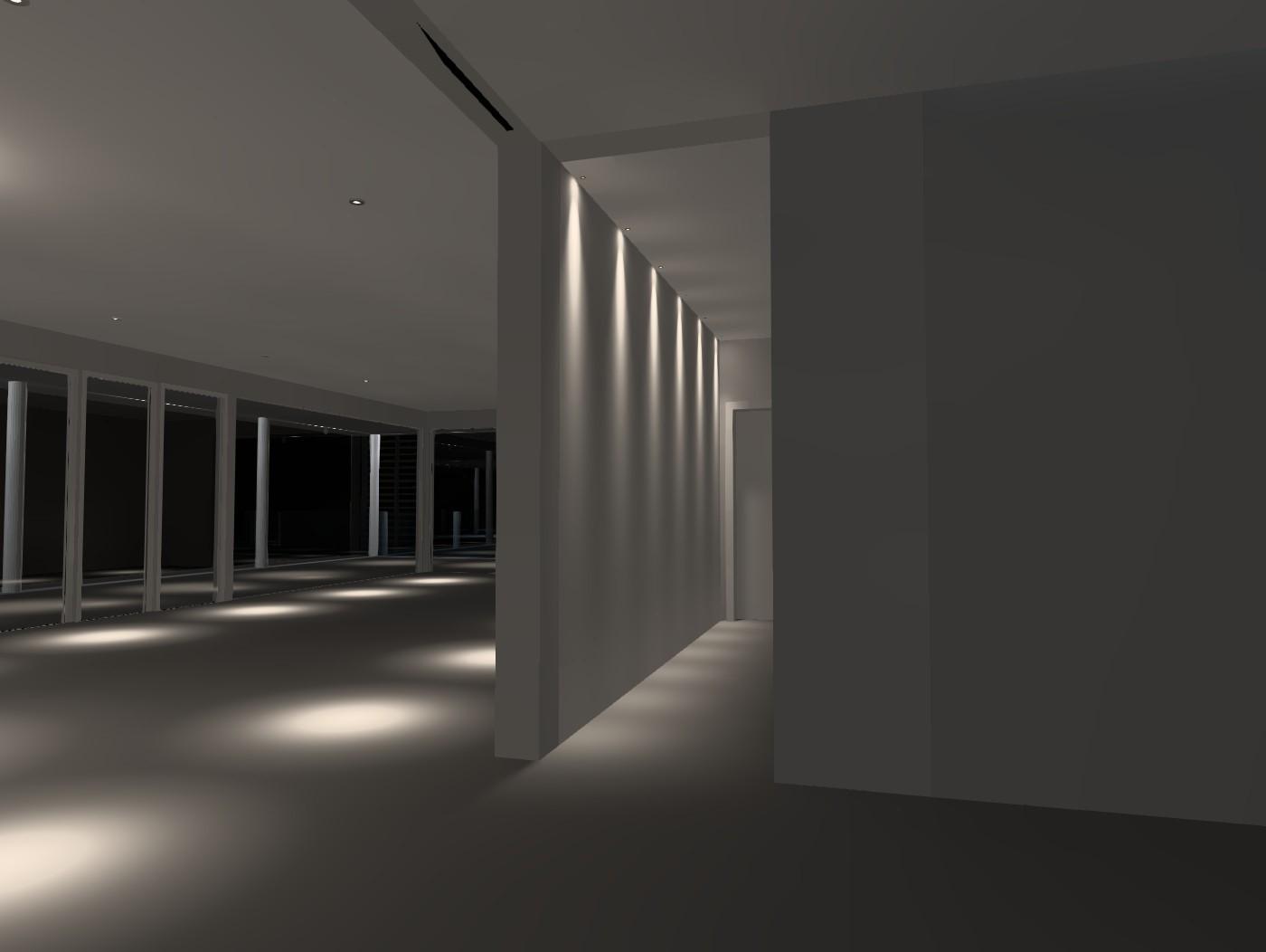 Eclairage couloir