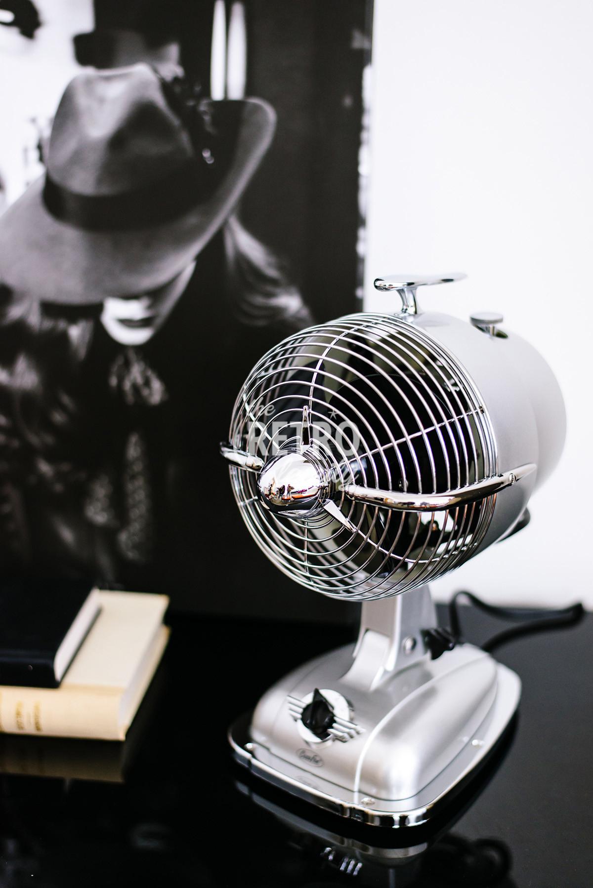 CASAFAN : ventilateur RETROJET