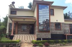 Four Bedroom Maisonette For Sale in Ongata Rongai
