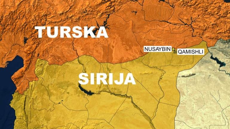 Rakete Iz Sirije Pale U Centar Turskog Grada Standard