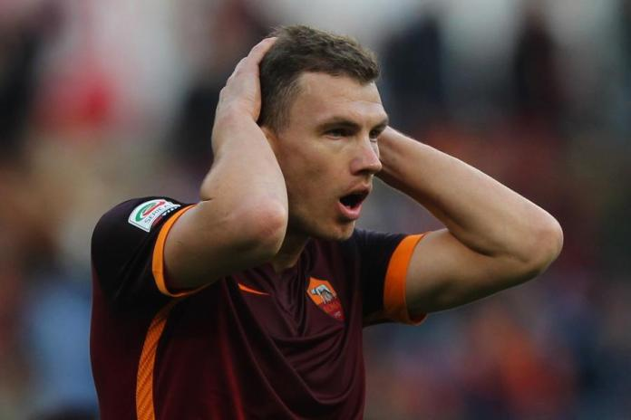 Image result for Edin Dzeko.
