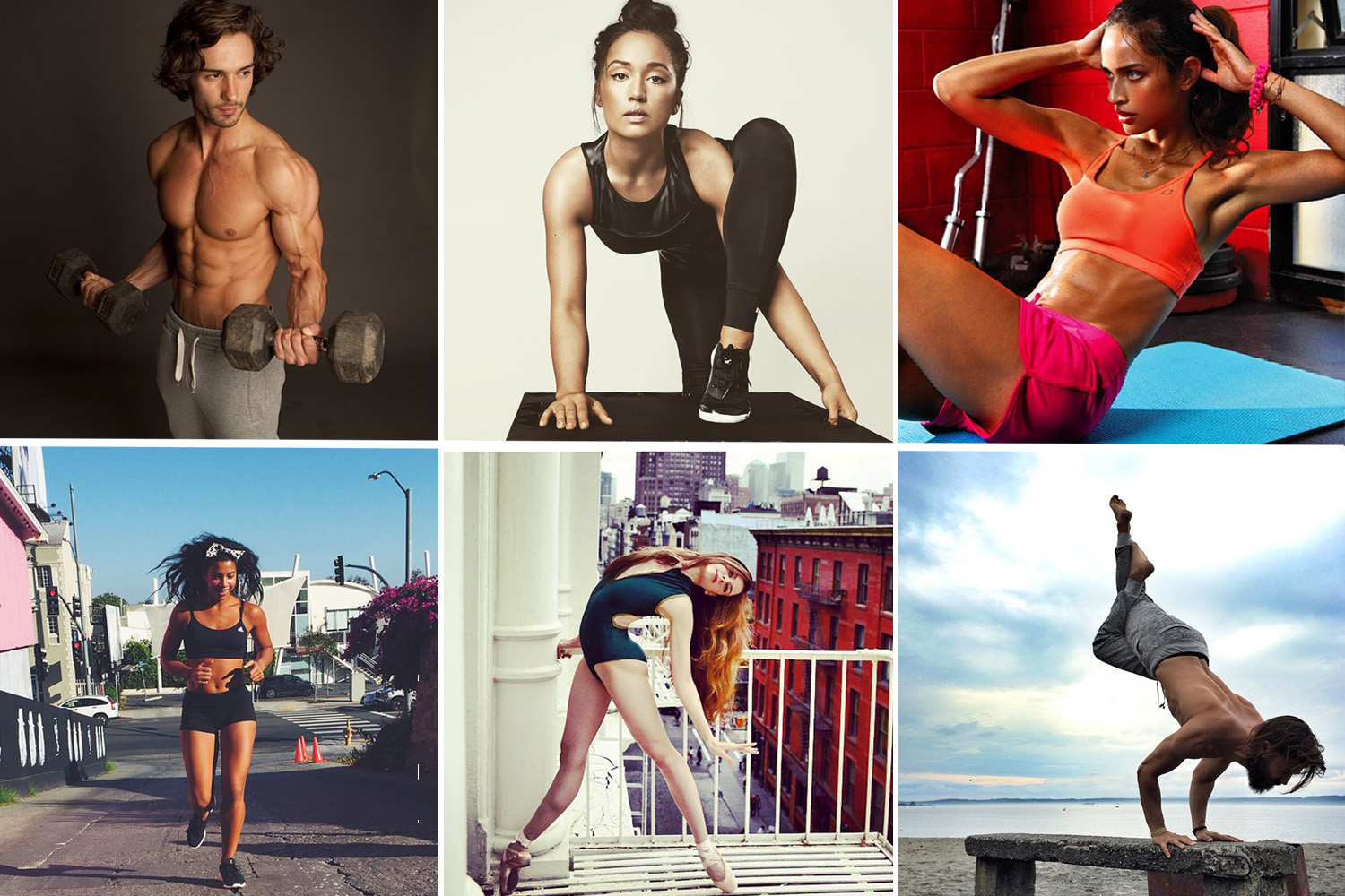 20 Best Fitness Instagram Accounts To Follow London