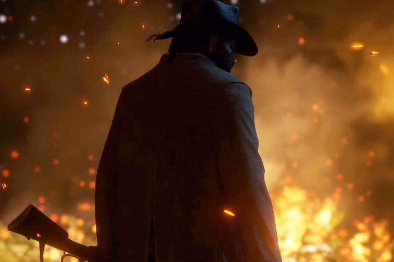 Red Dead Redemption 2 Trailer Shows Off Gorgeous Graphics London Evening Standard