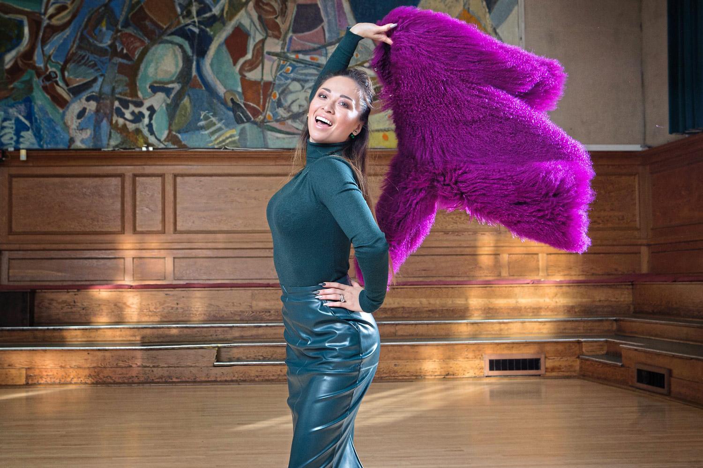 Strictly Come Dancings Katya Jones Says Ed Balls Has