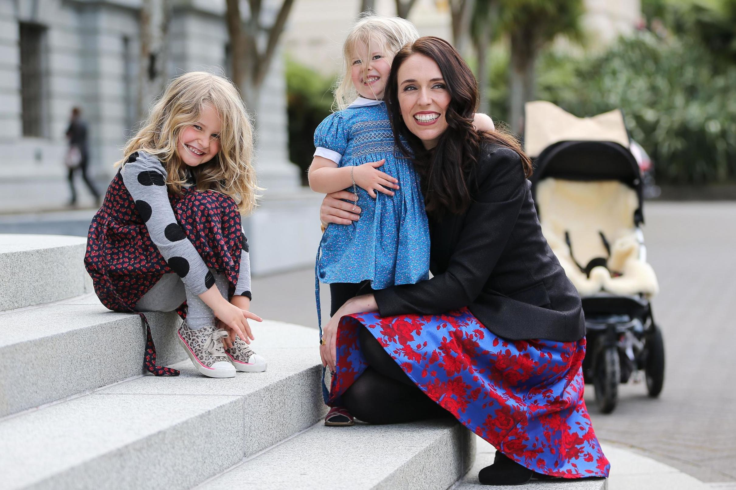 Jacinda Ardern Promises A Government For Everyone As She