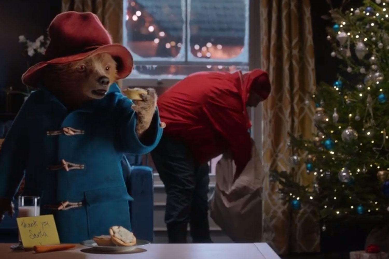 Animation Bear Romantic