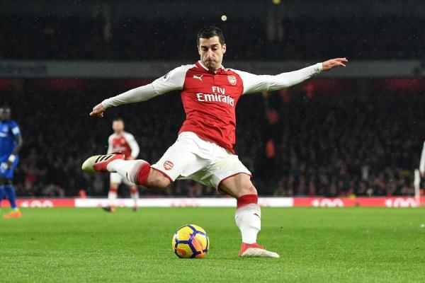 Arsenal star Henrikh Mkhitaryan: I have nothing to prove ...