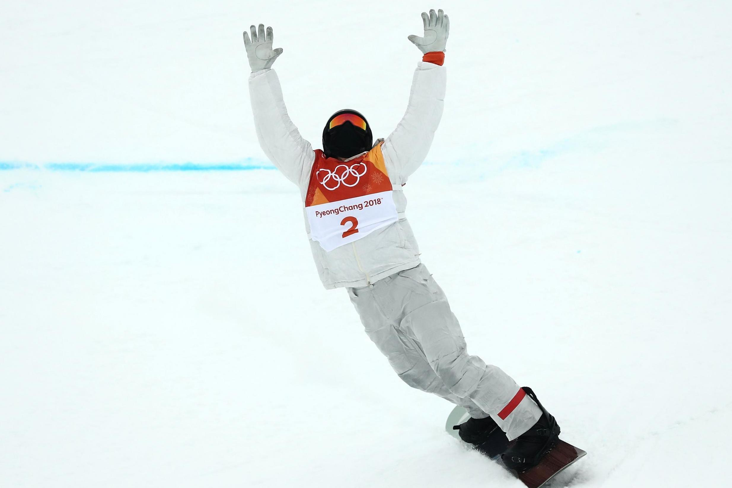 shaun white lands third olympic gold and historic 4
