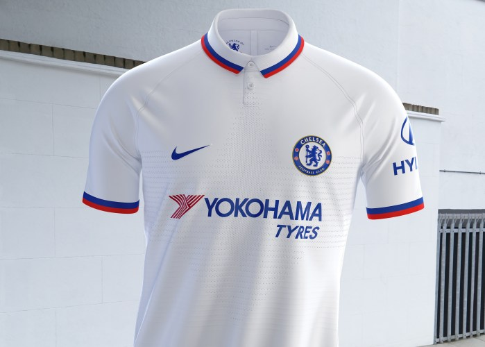 Image result for chelsea new home and away kit 2019/20