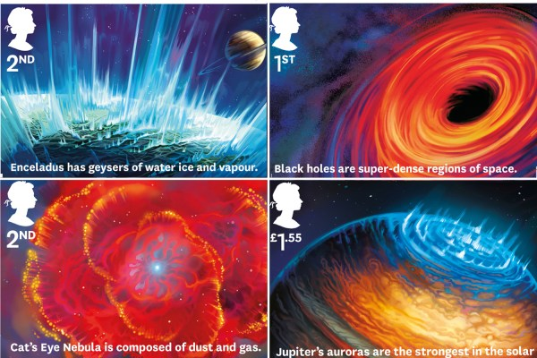 Flipboard: Royal Mail's new space stamps celebrate the ...