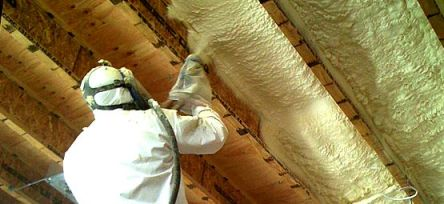 spray foam insulation Herkimer ny standard insulating