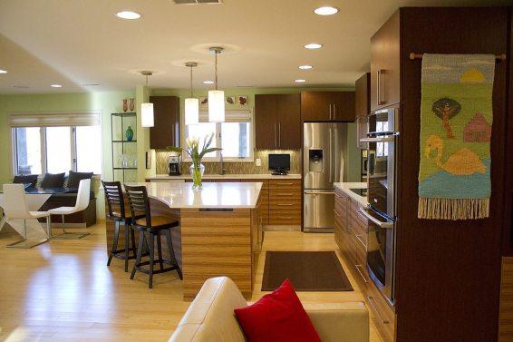 Mouser Kitchen Remodel in Wenge & Zebrawood   Standard Kitchen & Bath   Knoxville TN