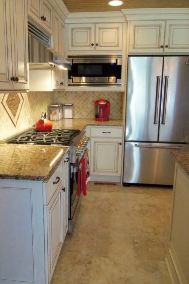 Kitchen Transformation in Sole Design Cabinetry | Standard Kitchen & Bath | Kitchen Countertops Knoxville