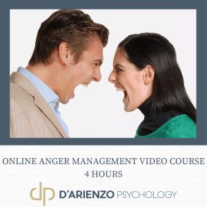level 1 anger management class