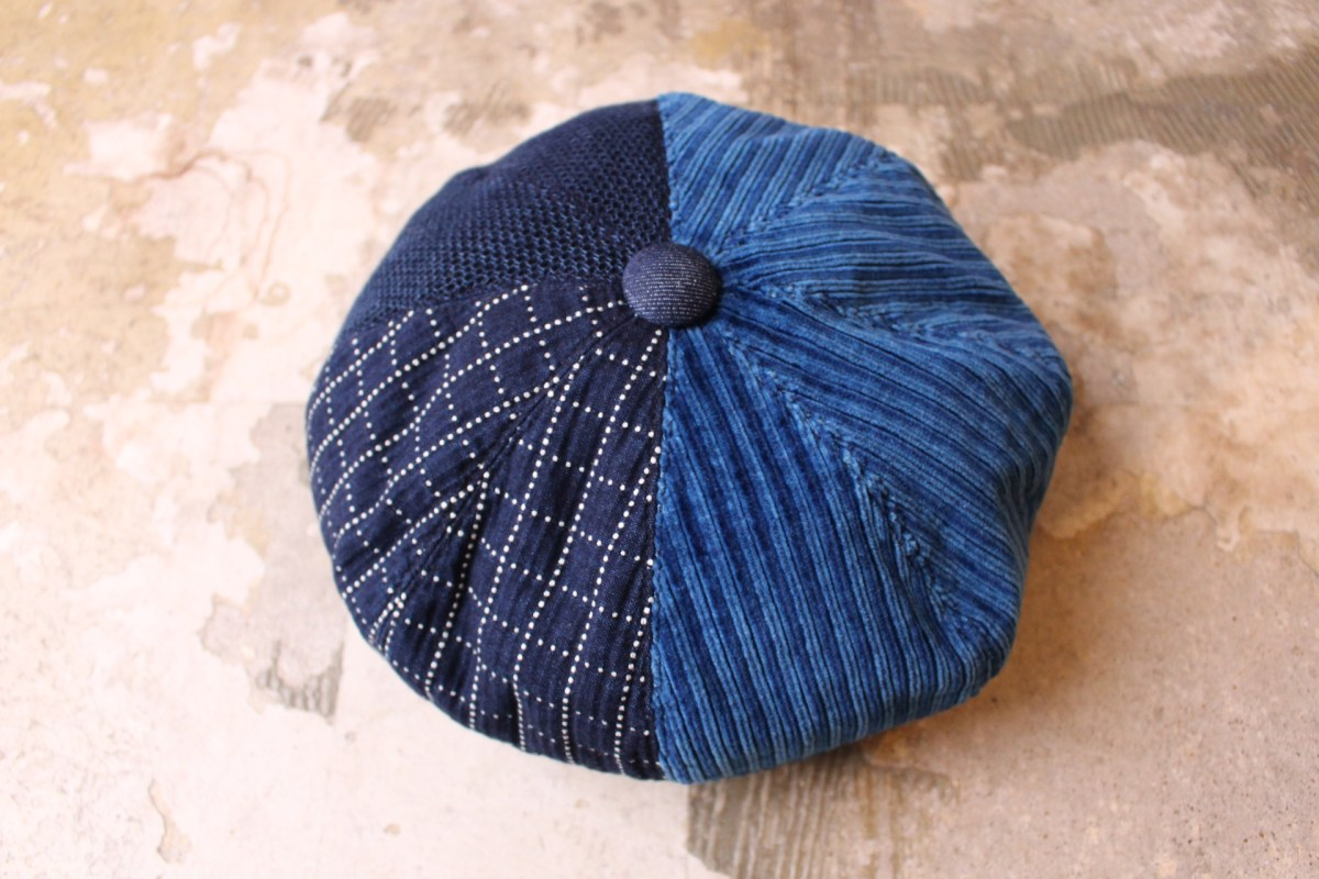 THE FACTORY MADE  BERET