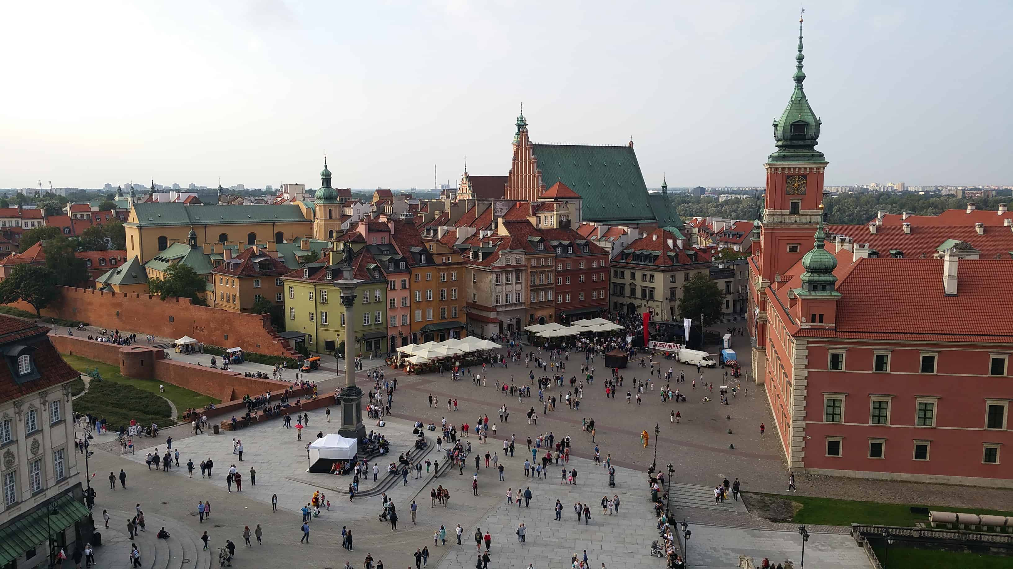 Warsaw Poland Standby Adventures Travel Guide