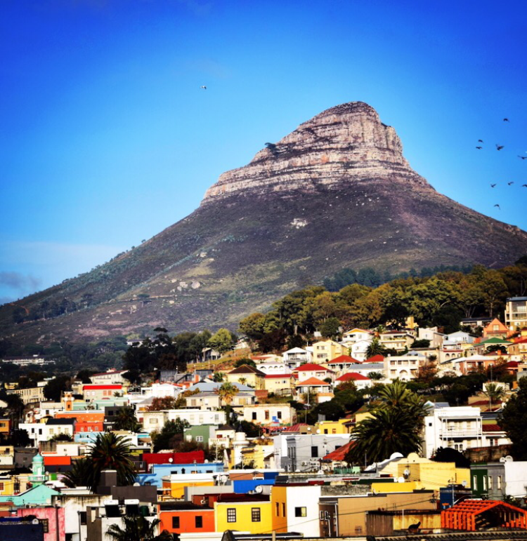 Walking Tour of Cape Town - Bo Kaap