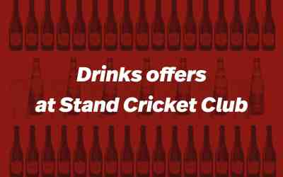 Special offers at Stand