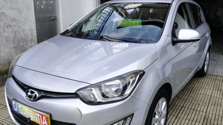 Hyundai i20 1.1 CRDi Urban (75cv) (5p)