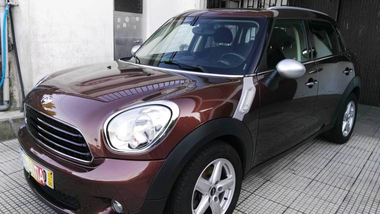 MINI  COUNTRYMAN 1.6 D