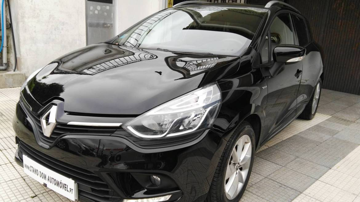 RENAULT CLIO  SPORT TUOR LIMITED