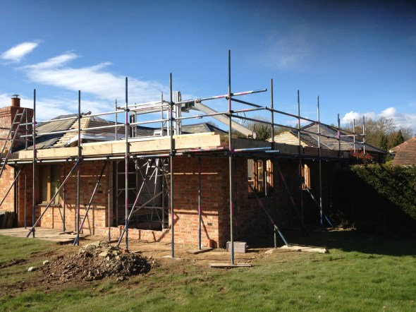 Roof Extension, Oxfordshire