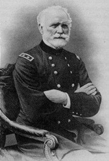 Maj. Gen. William Selby Harney: https://commons.wikimedia.org/wiki/File:William_Selby_Harney_1.jpg