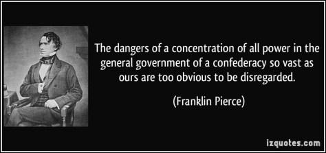 Inaugural Address of Franklin Pierce FRIDAY, MARCH 4, 1853