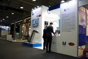 Allestimenti stand per FIERA POWER-GEN Europe Stand BBV tech