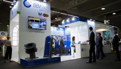 Allestimenti stand per FIERA POWER-GEN Europe Stand BBV tech