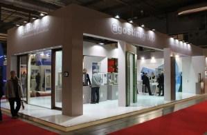 Allestimenti fieristici Milano Fiera MADE EXPO Stand Agostini Group