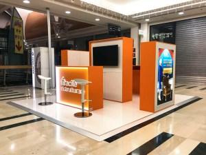 Stand centro commerciale Roma Est Stand Facile Ristrutturare