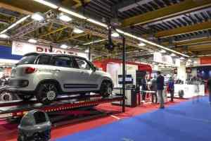 Allestimenti fieristici Bologna Fiera AUTOPROMOTEC 2019 Stand Rivolta 05