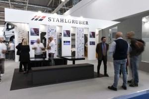 Allestimenti fieristici Bologna Fiera AUTOPROMOTEC 2019 Stand Stahlgruber