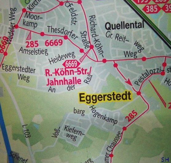 Eggerstedt - Standort Hamburg