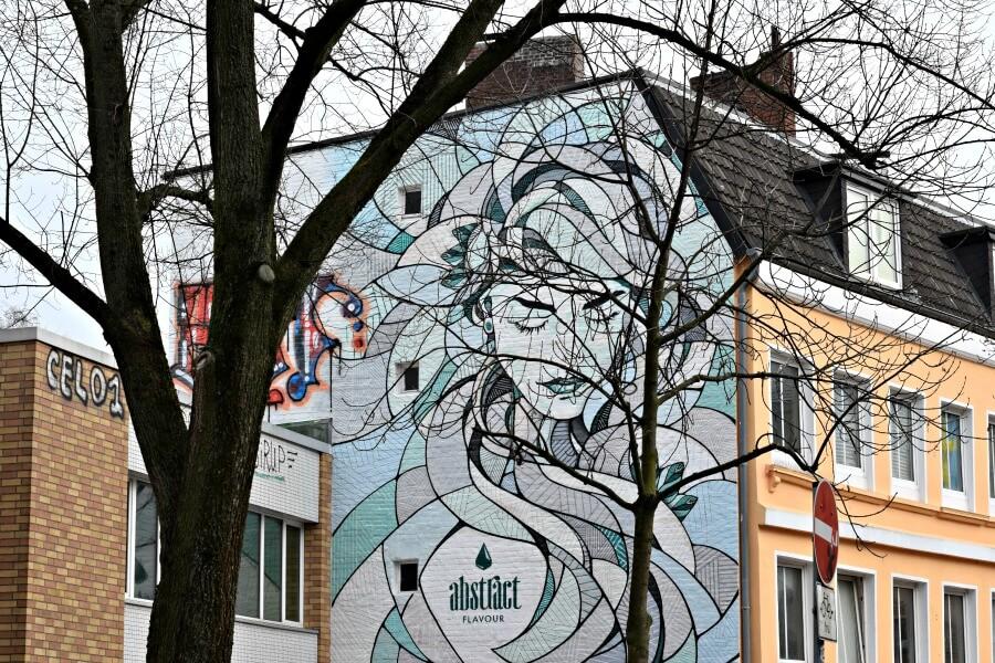 Mural Paul-Roosen-Straße St. Pauli