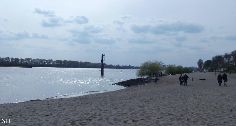 Elbstrand - Standort Hamburg