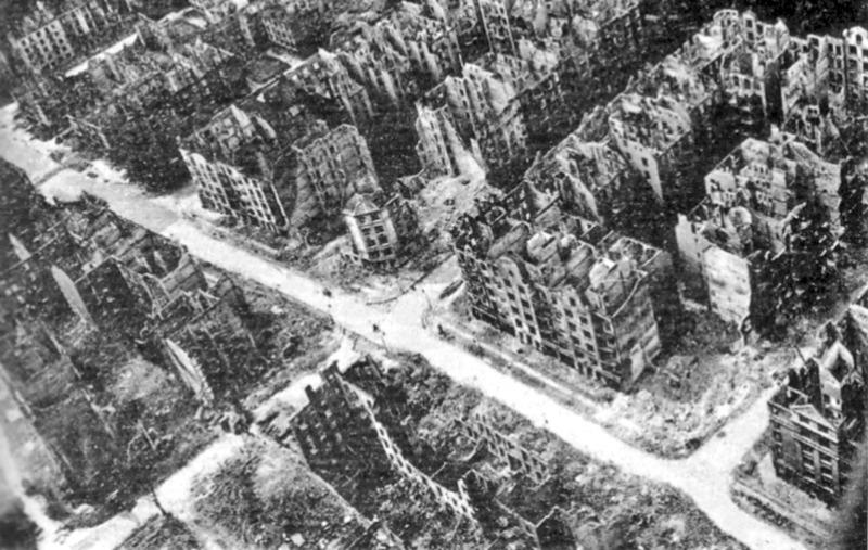Hamburg Eilbek 1943