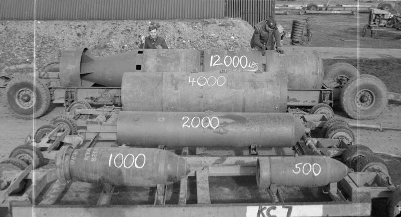 RAF WW2 bommen