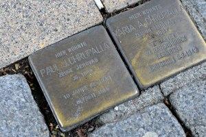 Jehova's Getuigen in de Tweede wereldoorlog: Stolpersteine voor Paul en Maria Chrupalla