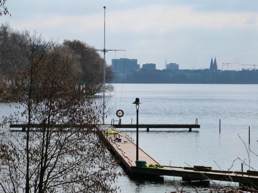 Activiteiten en bezienswaardigheden rond de Alster: huur een bootje