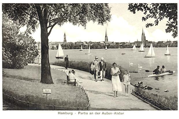 Vergeet wat ik zei over de Alster | Standort Hamburg