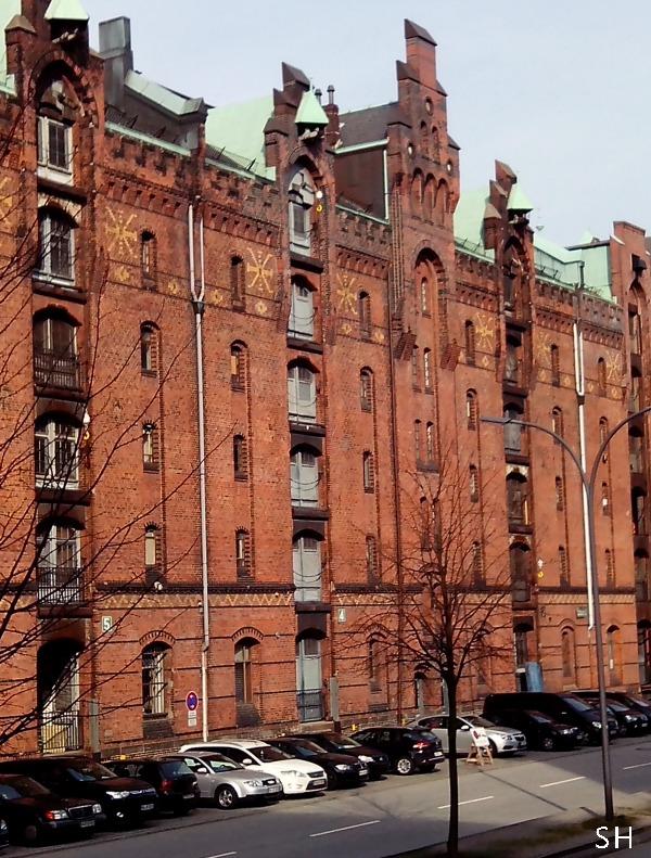 Speicherstadt UNESCO Werelderfgoedlijst 6 - Standort Hamburg
