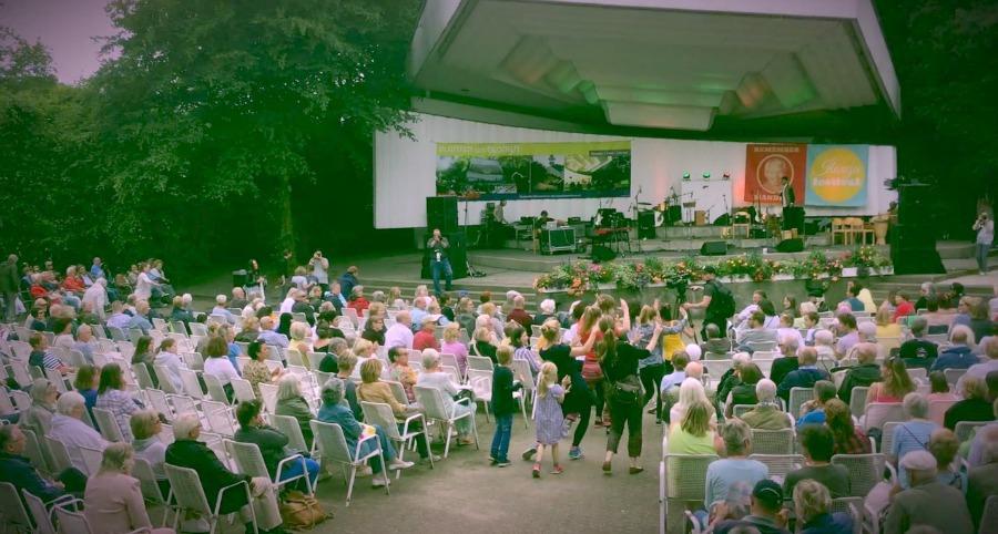 Zomer in Hamburg: Ilanga Festival