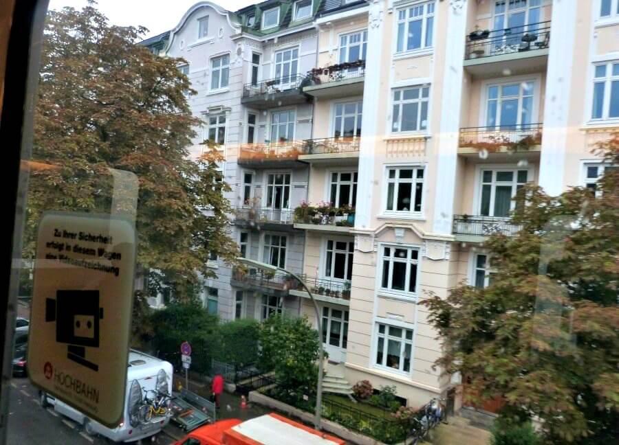Bezienswaardigheden U3 Hamburg