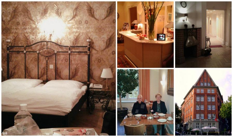 Design hotels in Hamburg Hotel Amsterdam Dammtorpalais - Standort Hamburg